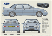 Ford Sierra Sapphire Cosworth 1990-92