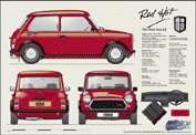 Mini Red Hot LE 1988