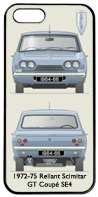 Reliant Scimitar GT Coupe SE4 1964-66 Phone Cover Vertical