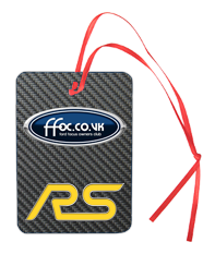 Ford Focus Owners Club Air Freshener