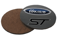 Ford Focus Owners Club Coaster 3