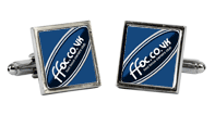 Ford Focus Owners Club Cufflinks