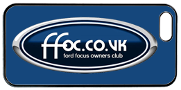Ford Focus Owners Club Phone Cover