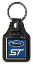 Ford Focus Owners Club Keyring 2