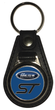 Ford Focus Owners Club Keyring 4