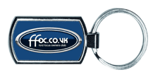 Ford Focus Owners Club Keyring 6