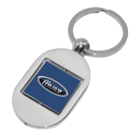 Ford Focus Owners Club Keyring 5