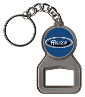 Ford Focus Owners Club Bottle Opener 3