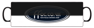 Ford Focus Owners Club RS Mug