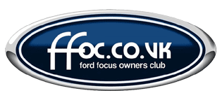 Ford Focus Owners Club Car Flag