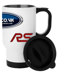 Ford Focus Owners Club ST Mug
