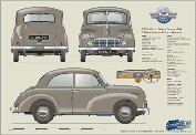 Morris Minor Series MM 1949-52