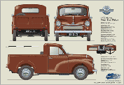 Morris Minor 8cwt Pickup 1968-70
