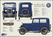 Morris Minor Coach-built saloon 1928-34